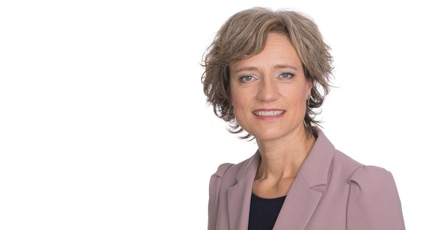 Taskforcelid Karin van Esch