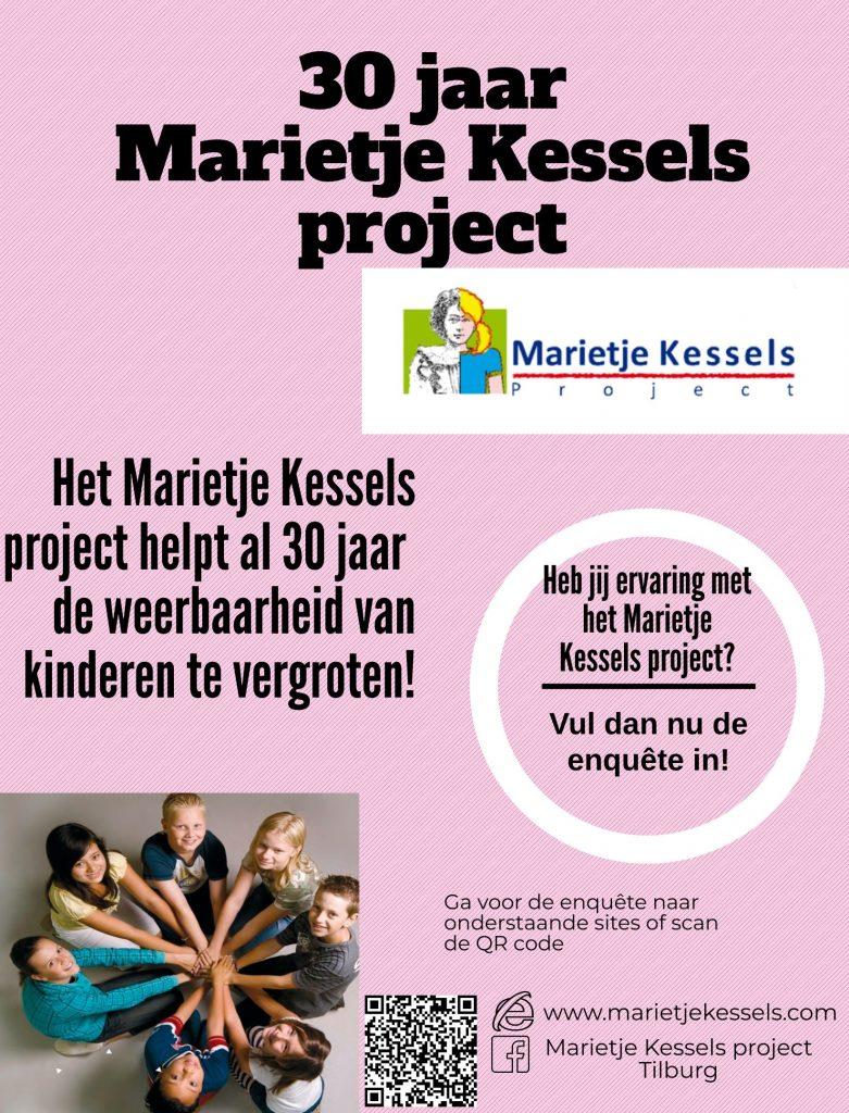 Flyer Marietje Kessels