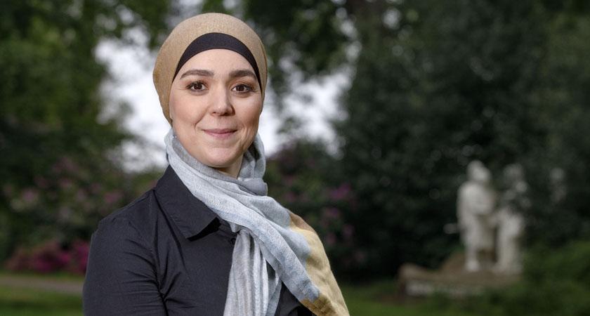 Wethouder Esmah Lahlah