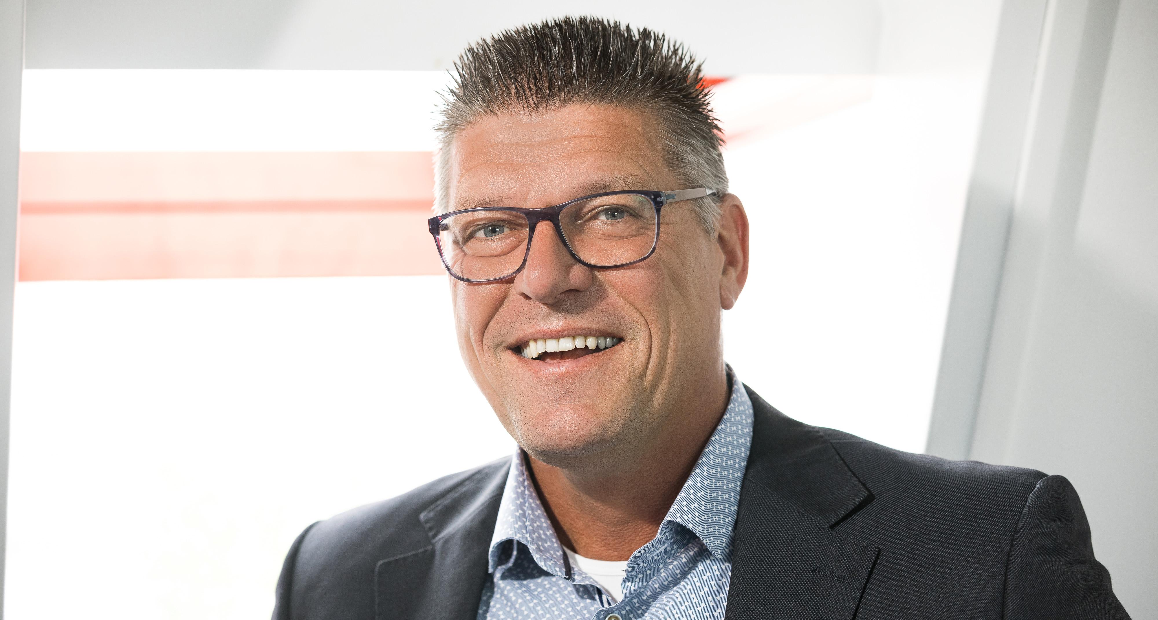 Tom Pietermans, directeur Veilig Thuis Midden Brabant
