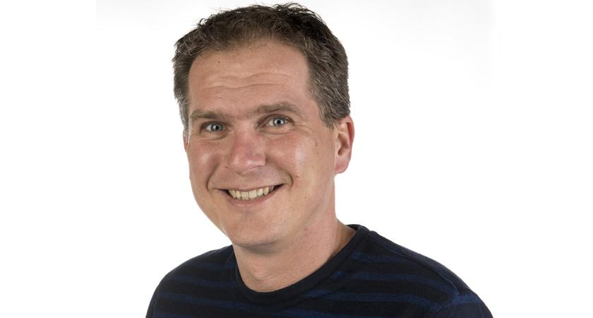 Edwin Kleiboer, voorzitter sportraad Hilvarenbeek