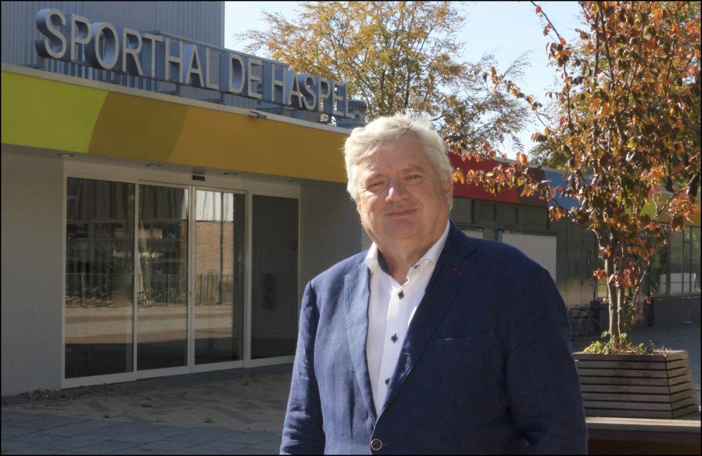 Piet Poos, wethouder gemeente Goirle