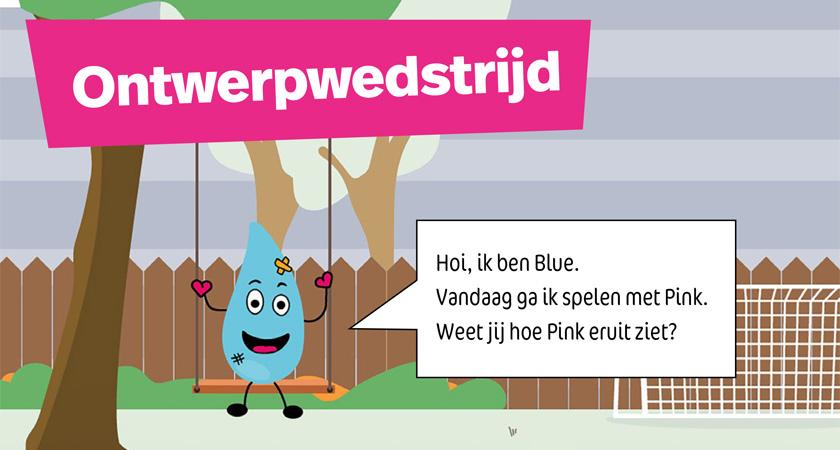 ontwerpwedstrijd Pink